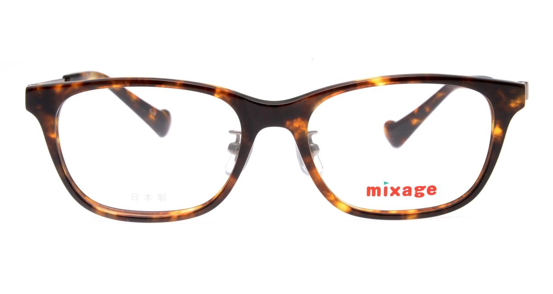 ミクサージュキッズ MXJ-708-2-49 [ウェリントン/べっ甲柄]