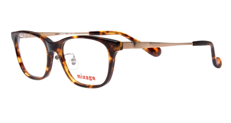 ミクサージュキッズ MXJ-708-2-49 [ウェリントン/べっ甲柄]  1