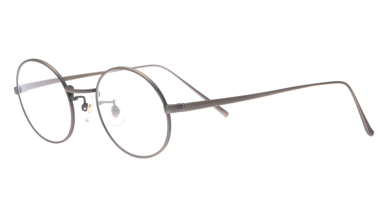 TYPE Copperplate Regular-06-ASV-47 [メタル/鯖江産/丸メガネ/グレー]  1