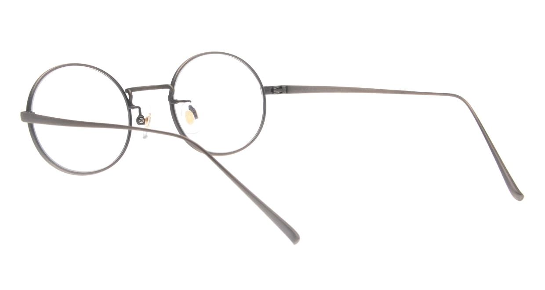 TYPE Copperplate Regular-06-ASV-47 [メタル/鯖江産/丸メガネ/グレー]  3