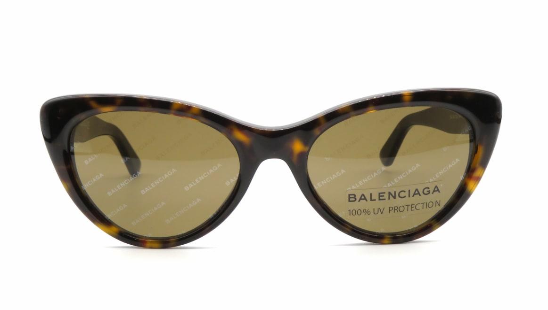 バレンシアガ BA143-52E-54 [フォックス]