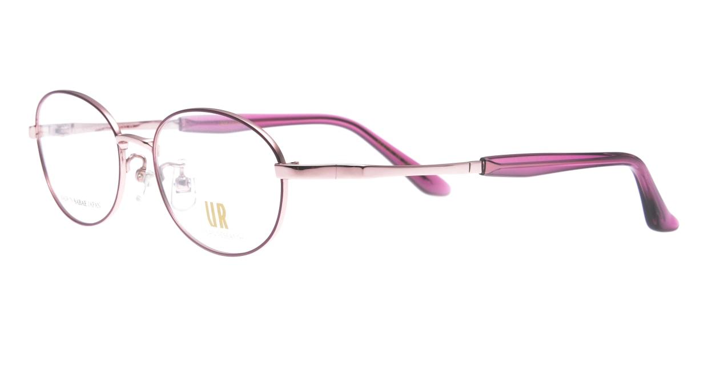アーバンリサーチ URF 7016J-3-50 [メタル/鯖江産/ウェリントン/紫]  1