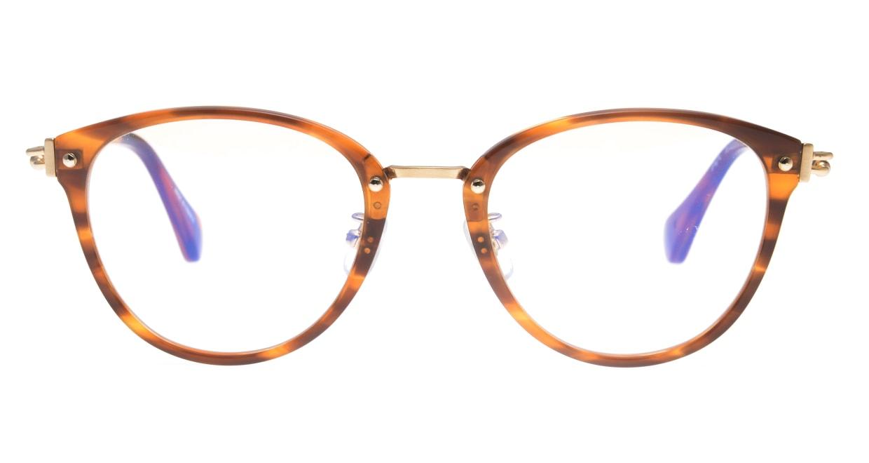 ヴィクター&ロルフ 70-0222-1-49 [丸メガネ/茶色]