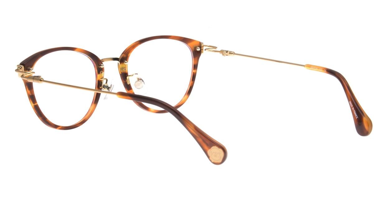 ヴィクター&ロルフ 70-0222-1-49 [丸メガネ/茶色]  3