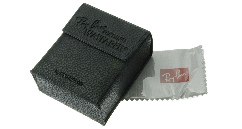 レイバンrb4105-710-50-wayfarer-folding [ウェリントン]  8