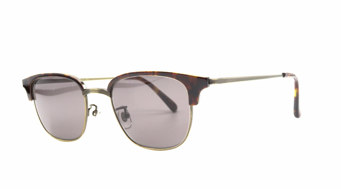 Oh My Glasses TOKYO Mike omg-092-5-47-sg [メタル/鯖江産/ウェリントン]  1