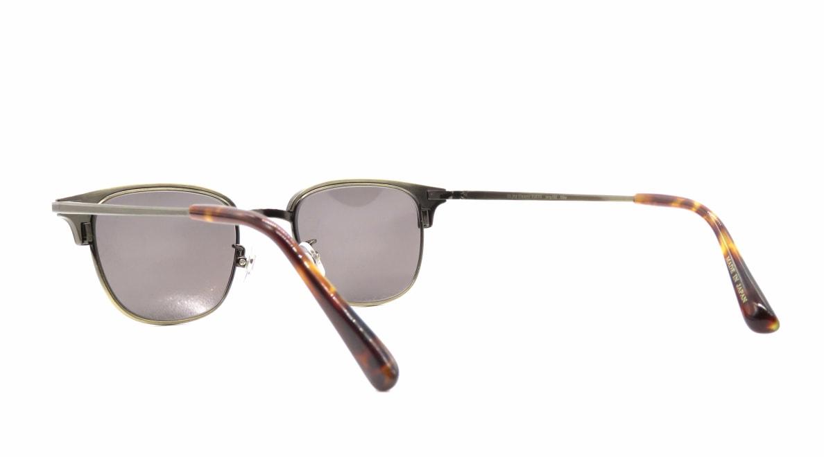 Oh My Glasses TOKYO Mike omg-092-5-47-sg [メタル/鯖江産/ウェリントン]  3