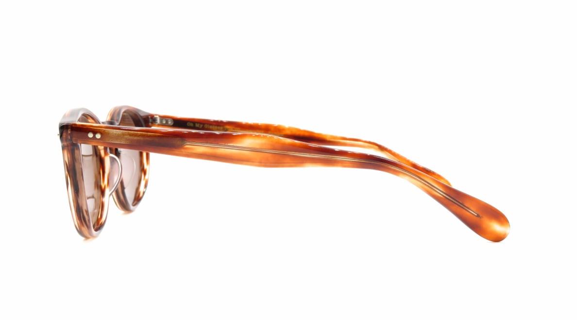 Oh My Glasses TOKYO Richard omg-049-3-48-sg [鯖江産/ウェリントン]  2
