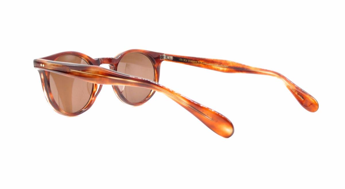 Oh My Glasses TOKYO Richard omg-049-3-48-sg [鯖江産/ウェリントン]  3