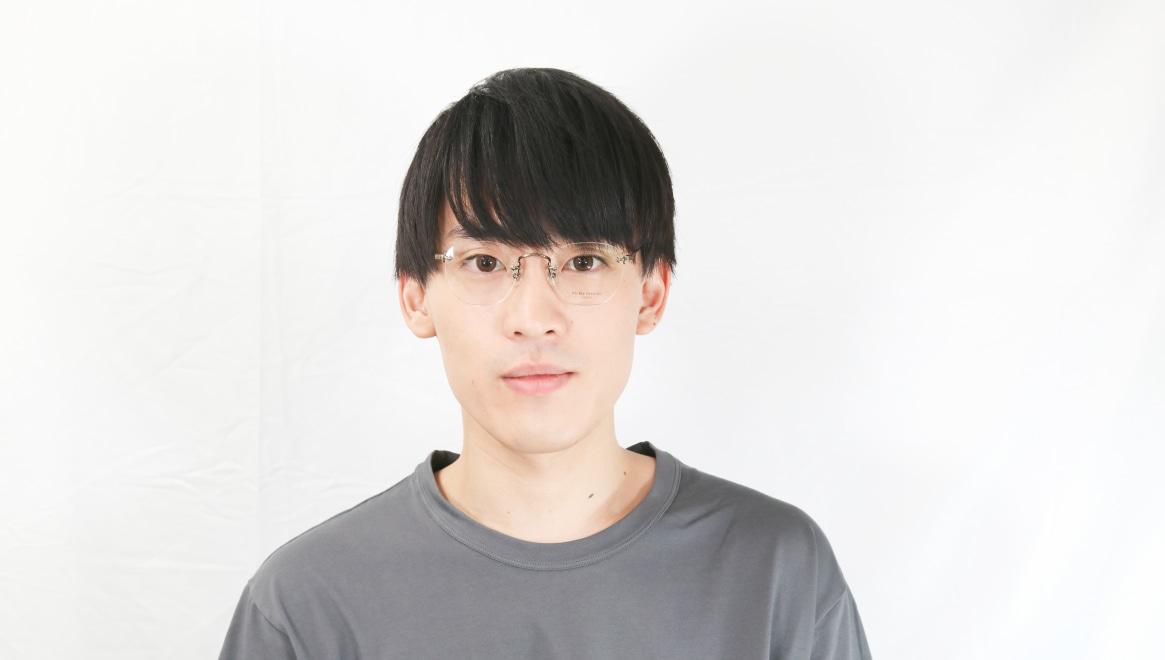 Oh My Glasses TOKYO Otis omg-128-ATG-48 [メタル/鯖江産/縁なし/ウェリントン/ゴールド]  5