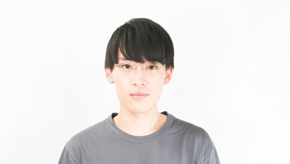 Oh My Glasses TOKYO Otis omg-128-RG-48 [メタル/鯖江産/縁なし/ウェリントン/ゴールド]  5