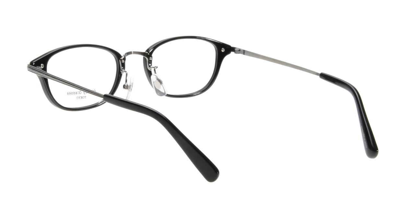Oh My Glasses TOKYO Scott omg-091-4-21-49 [黒縁/鯖江産/スクエア]  2