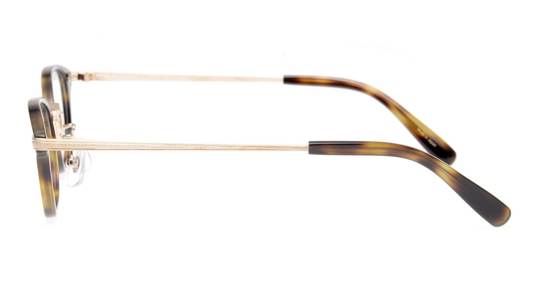 Oh My Glasses TOKYO Scott omg-091-24-15-49 [鯖江産/スクエア/べっ甲柄]  2