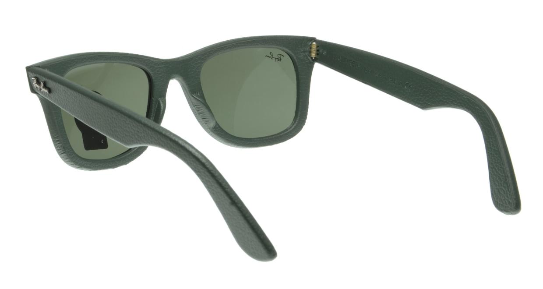 レイバンrb2140QM-1170-50-wayfarer-leather [ウェリントン]  2