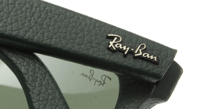 レイバンrb2140QM-1170-50-wayfarer-leather [ウェリントン]  4