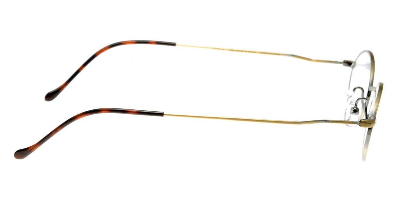 ユニオン アトランティック UA3600-11 [メタル/鯖江産/オーバル/ゴールド]  1