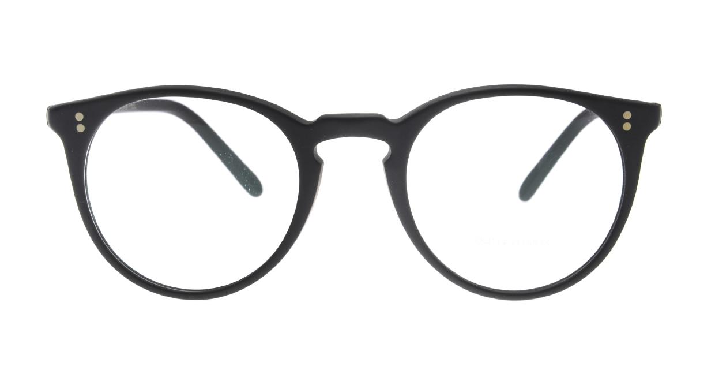 オリバーピープルズ OV5183 O'MALLEY-1465-47 [黒縁/丸メガネ]
