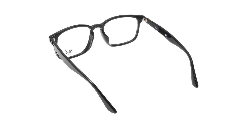 レイバン RX5353F-2000-54 [黒縁/ウェリントン]  2