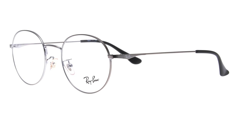 レイバン RX6369D-2502-50 [メタル/丸メガネ/シルバー]  1
