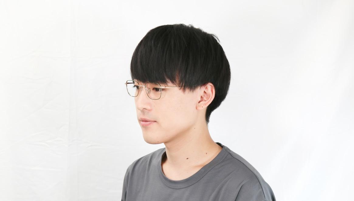 Oh My Glasses TOKYO Stanley omg-129-GR-48 [メタル/鯖江産/スクエア/緑]  6
