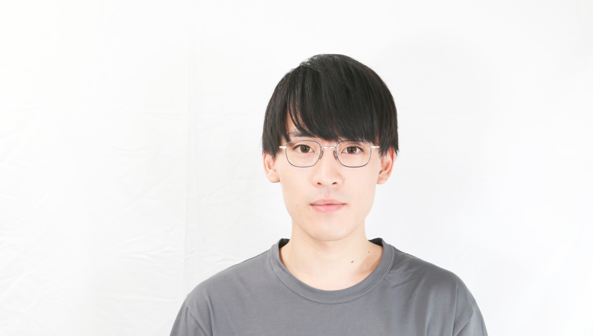 Oh My Glasses TOKYO Stanley omg-129-NV-48 [メタル/鯖江産/スクエア/青]  5