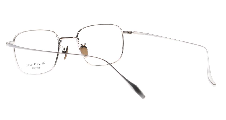 Oh My Glasses TOKYO Stanley omg-129-BKS-48 [メタル/鯖江産/スクエア]  3
