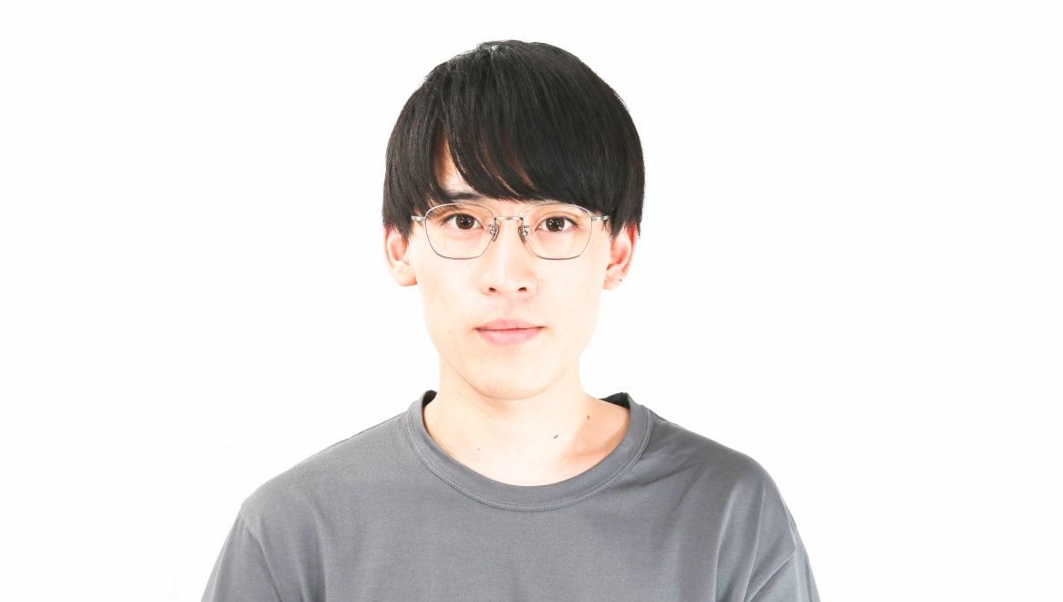 Oh My Glasses TOKYO Alice omg-130-ATS-49 [メタル/鯖江産/ウェリントン/シルバー]  5