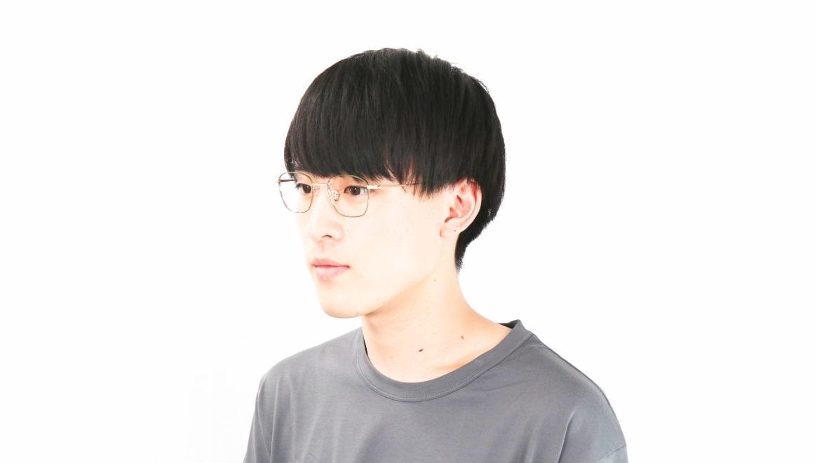Oh My Glasses TOKYO Alice omg-130 -GR-49 [メタル/鯖江産/ウェリントン/緑]  6