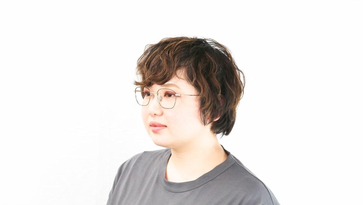 Oh My Glasses TOKYO Alice omg-130 -GR-49 [メタル/鯖江産/ウェリントン/緑]  8