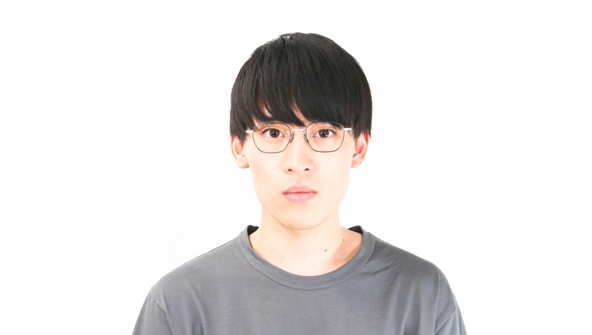 Oh My Glasses TOKYO Alice omg-130 -BKS-49 [メタル/鯖江産/ウェリントン]  5