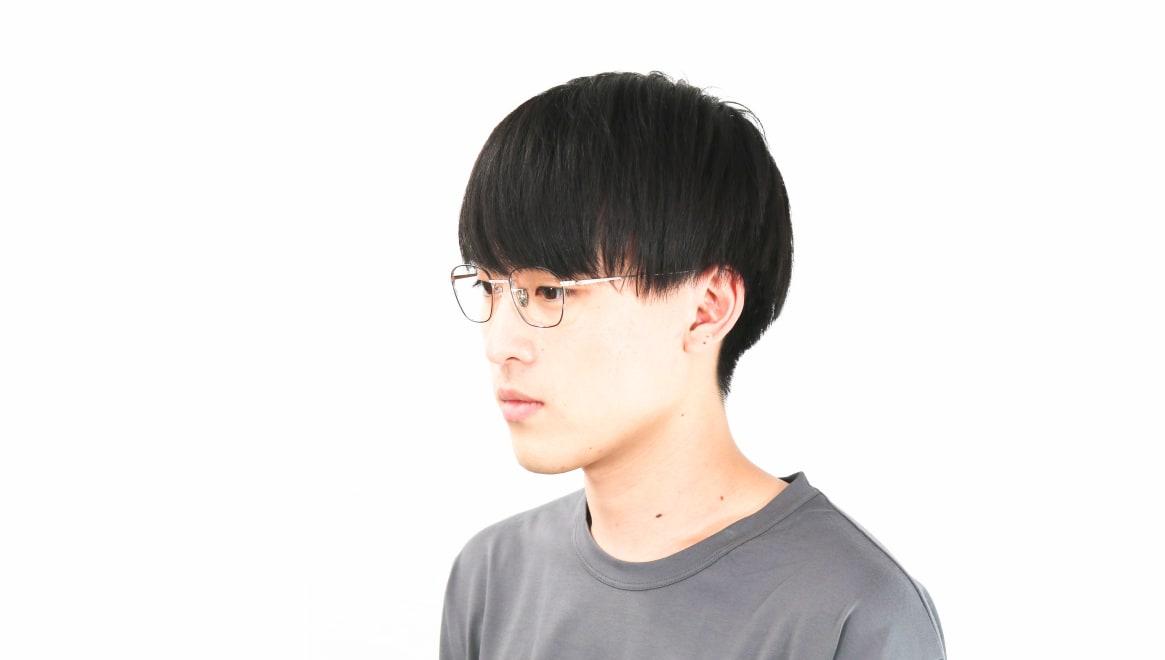 Oh My Glasses TOKYO Alice omg-130 -BKS-49 [メタル/鯖江産/ウェリントン]  6