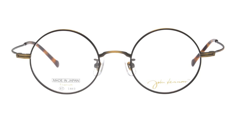 ジョンレノン JL1080 JL1080-AG-DBN-44 [メタル/丸メガネ]