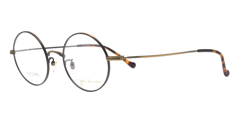 ジョンレノン JL1080 JL1080-AG-DBN-44 [メタル/丸メガネ]  1