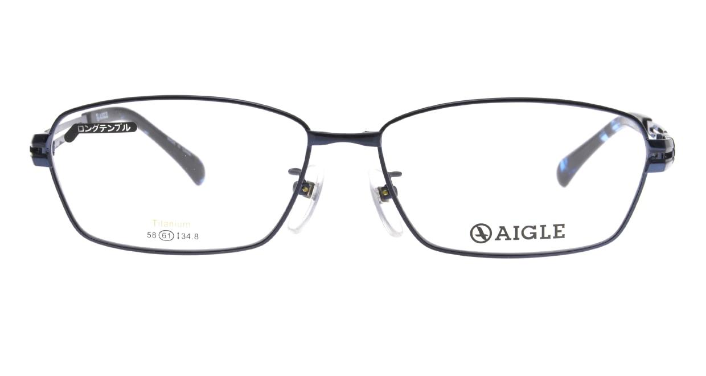 エーグル AG1133-1-61 [メタル/スクエア/青]