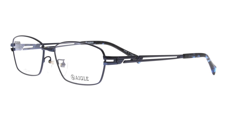 エーグル AG1133-1-61 [メタル/スクエア/青]  1