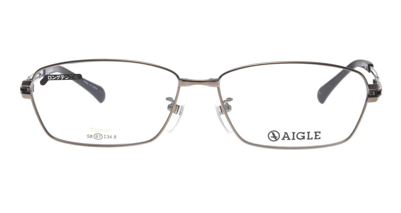 エーグル AG1133-2-61 [メタル/スクエア/シルバー]