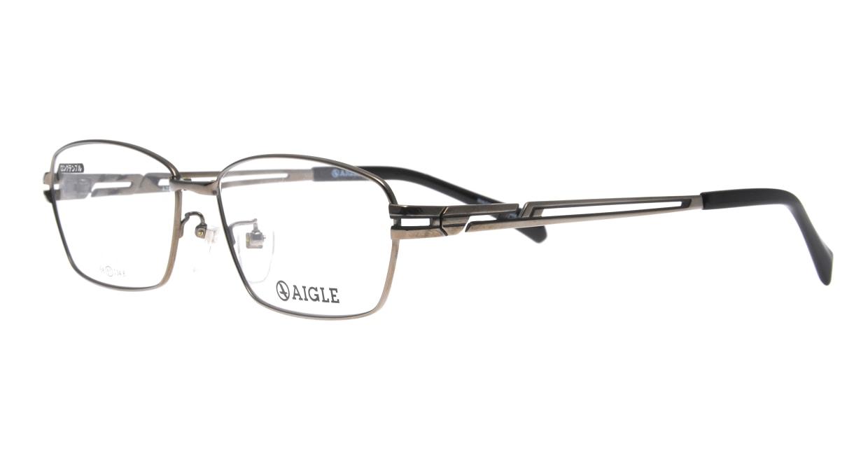 エーグル AG1133-2-61 [メタル/スクエア/シルバー]  1