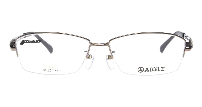 エーグル AG1134-2-60 [メタル/スクエア/シルバー]