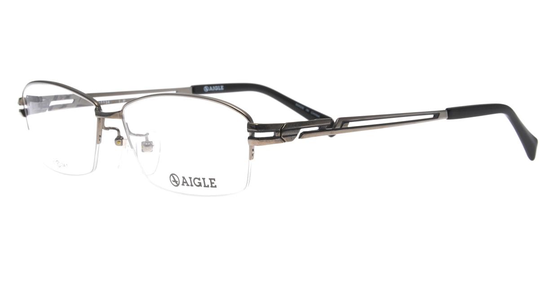 エーグル AG1134-2-60 [メタル/スクエア/シルバー]  1