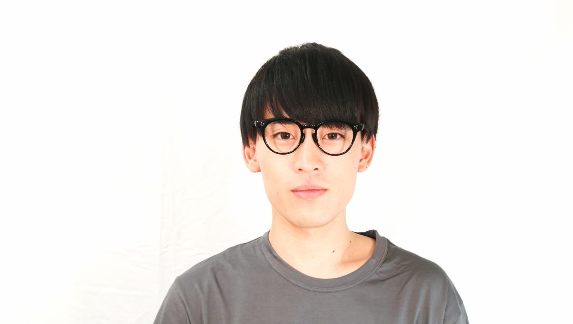 Oh My Glasses TOKYO Nancy omg-131-BK-50 [黒縁/鯖江産/丸メガネ]  5