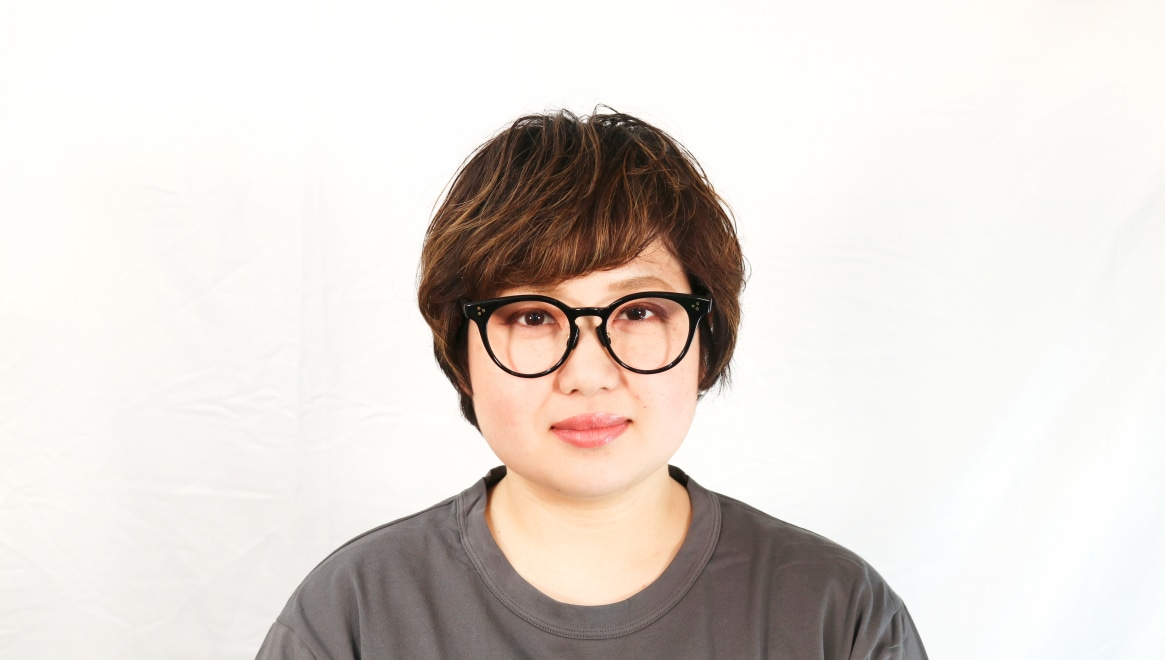Oh My Glasses TOKYO Nancy omg-131-BK-50 [黒縁/鯖江産/丸メガネ]  7