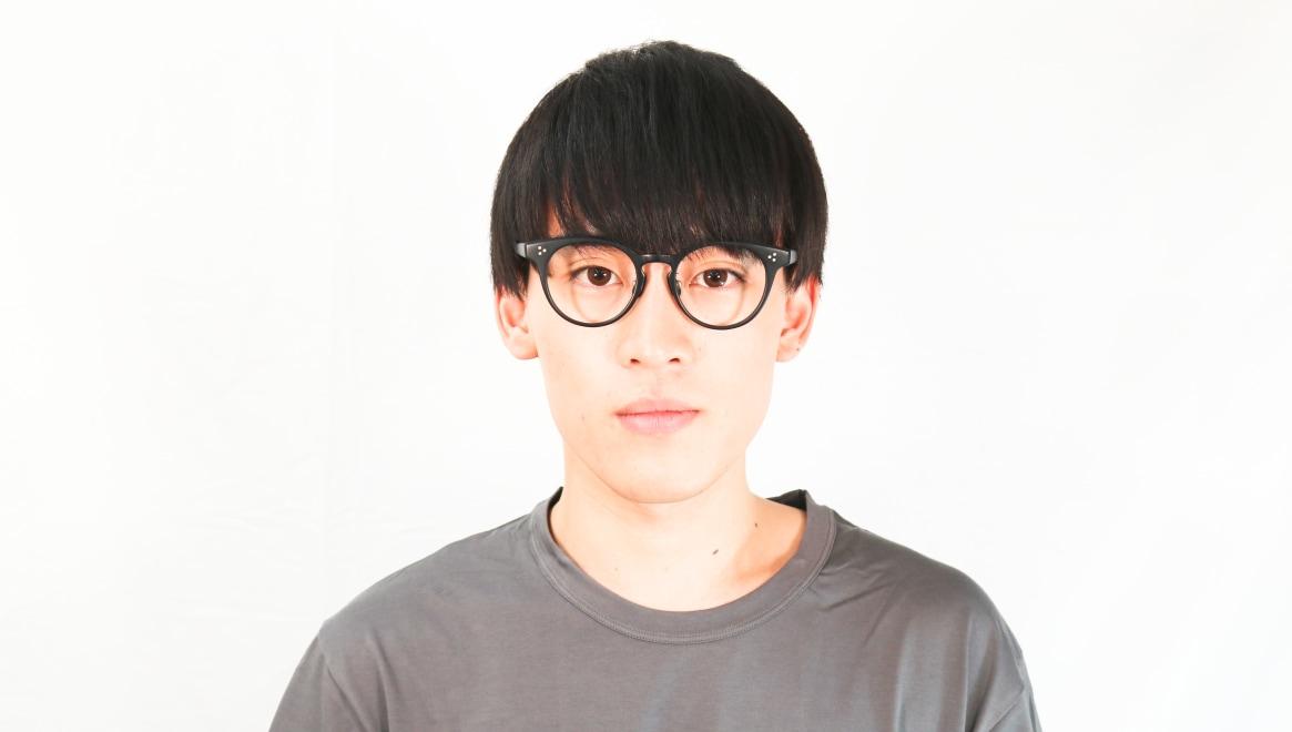 Oh My Glasses TOKYO Nancy omg-131-MBK-50 [黒縁/鯖江産/丸メガネ]  5
