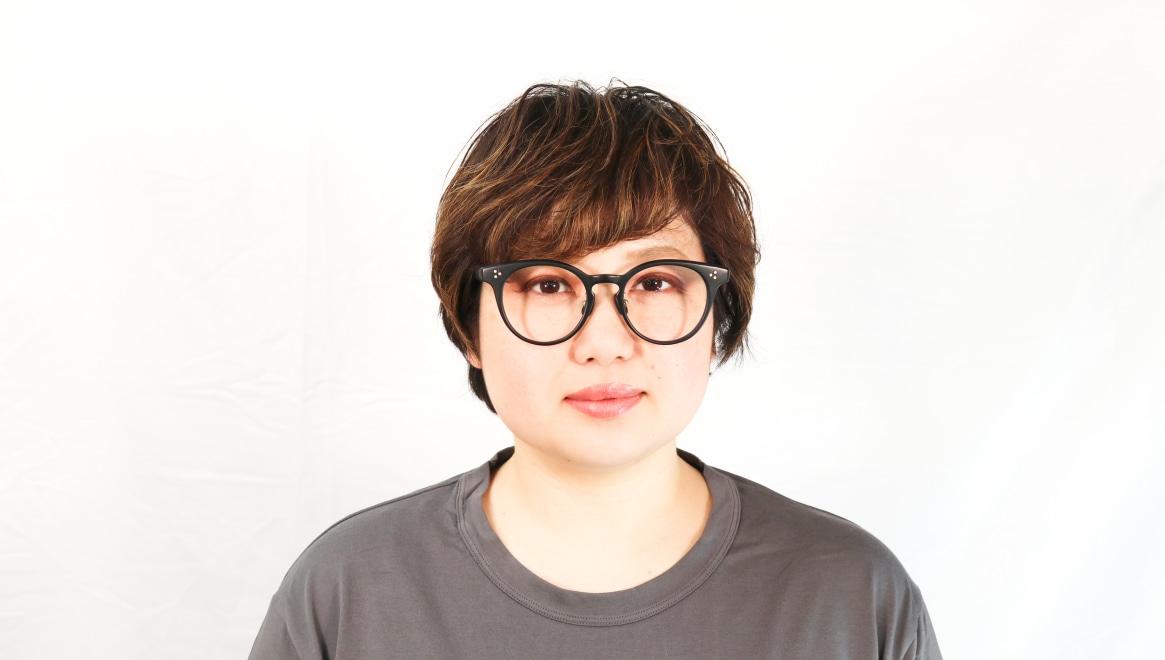 Oh My Glasses TOKYO Nancy omg-131-MBK-50 [黒縁/鯖江産/丸メガネ]  7