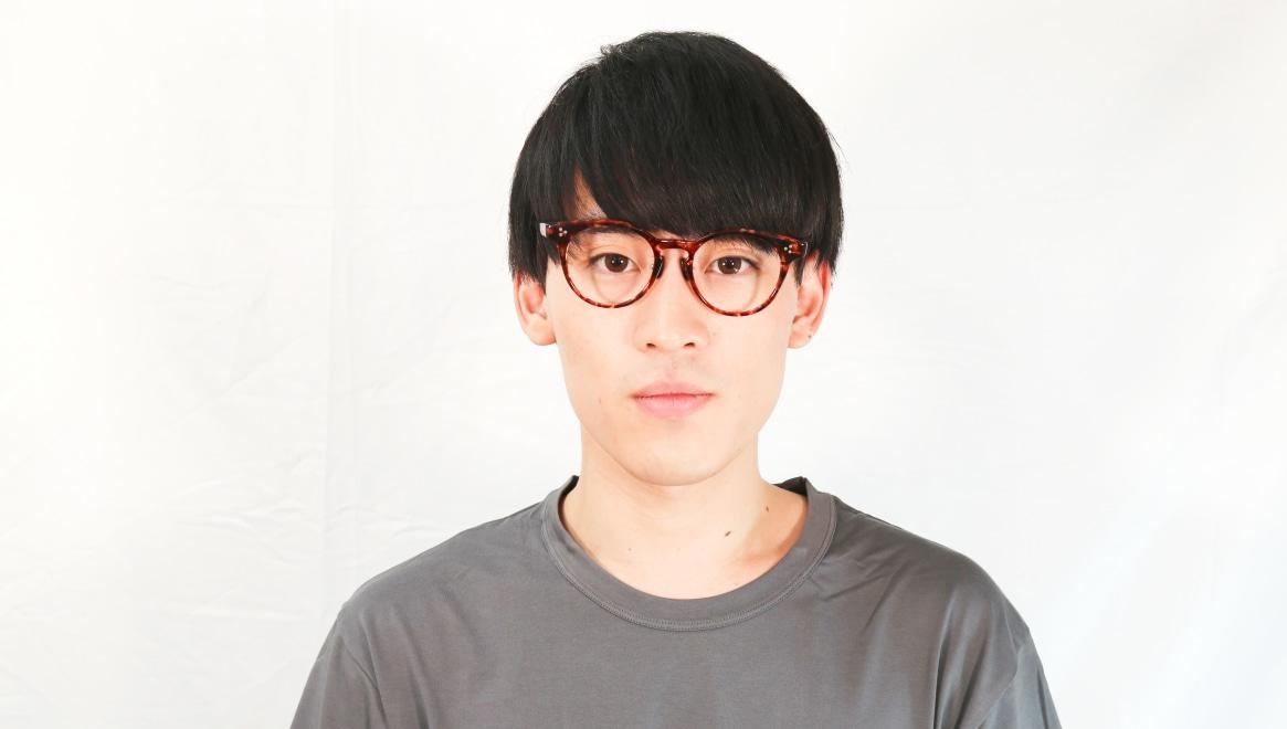 Oh My Glasses TOKYO Nancy omg-131-BRD-50 [鯖江産/丸メガネ/べっ甲柄]  5
