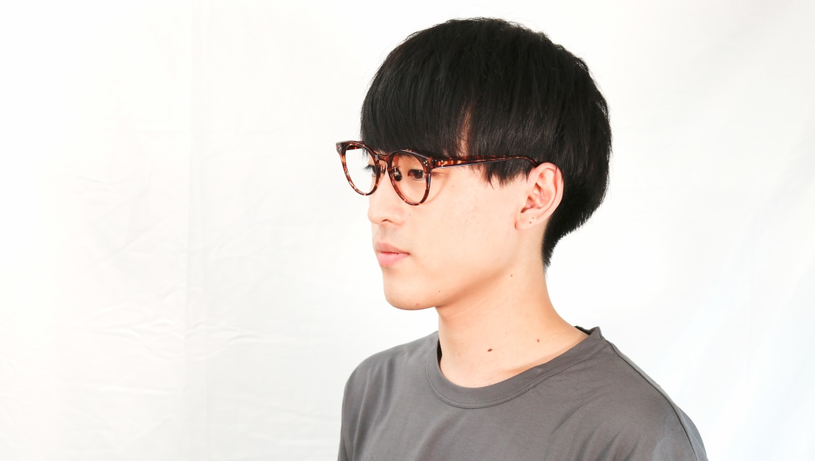 Oh My Glasses TOKYO Nancy omg-131-BRD-50 [鯖江産/丸メガネ/べっ甲柄]  6