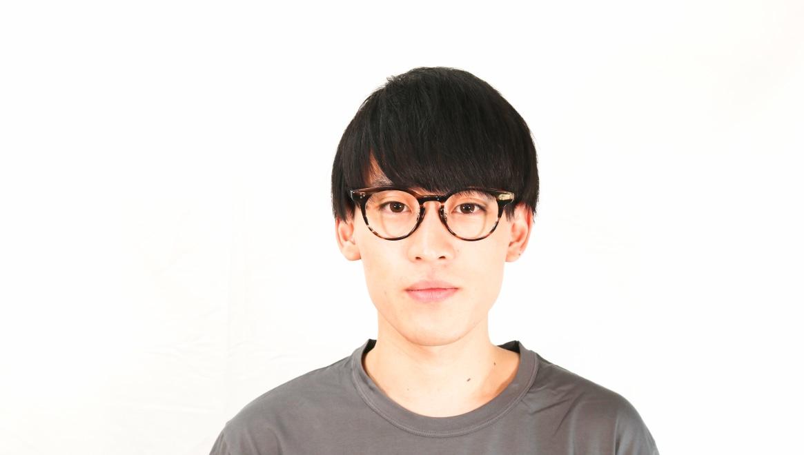 Oh My Glasses TOKYO Nancy omg-131-BRS-50 [鯖江産/丸メガネ/茶色]  5