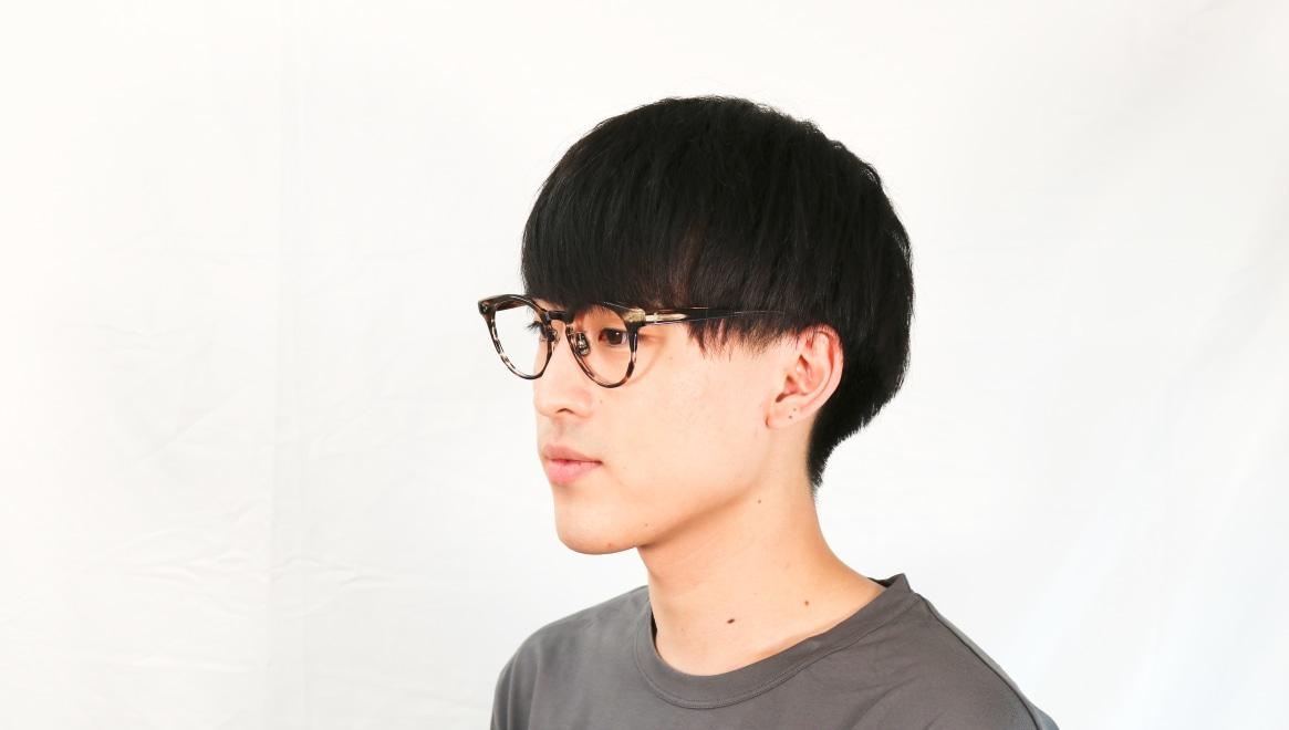 Oh My Glasses TOKYO Nancy omg-131-BRS-50 [鯖江産/丸メガネ/茶色]  6