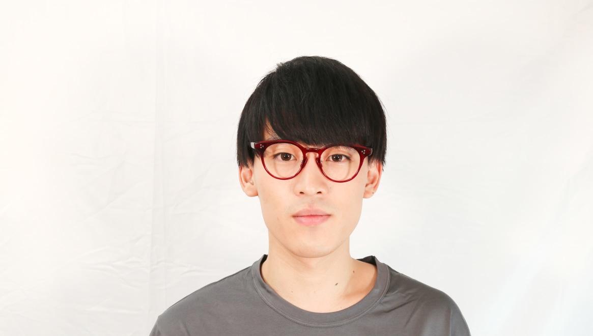 Oh My Glasses TOKYO Nancy omg-131-BDX-50 [鯖江産/丸メガネ/赤]  5