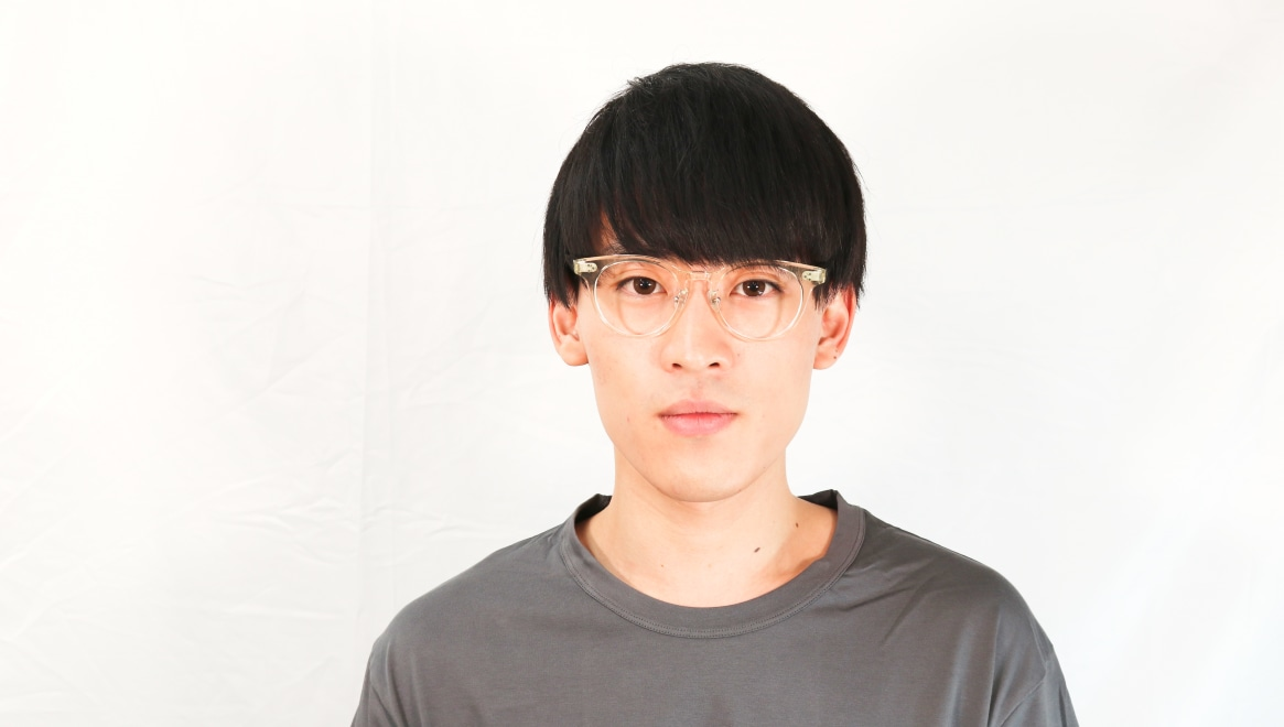Oh My Glasses TOKYO Nancy omg-131-CLR-50 [鯖江産/丸メガネ/透明]  5