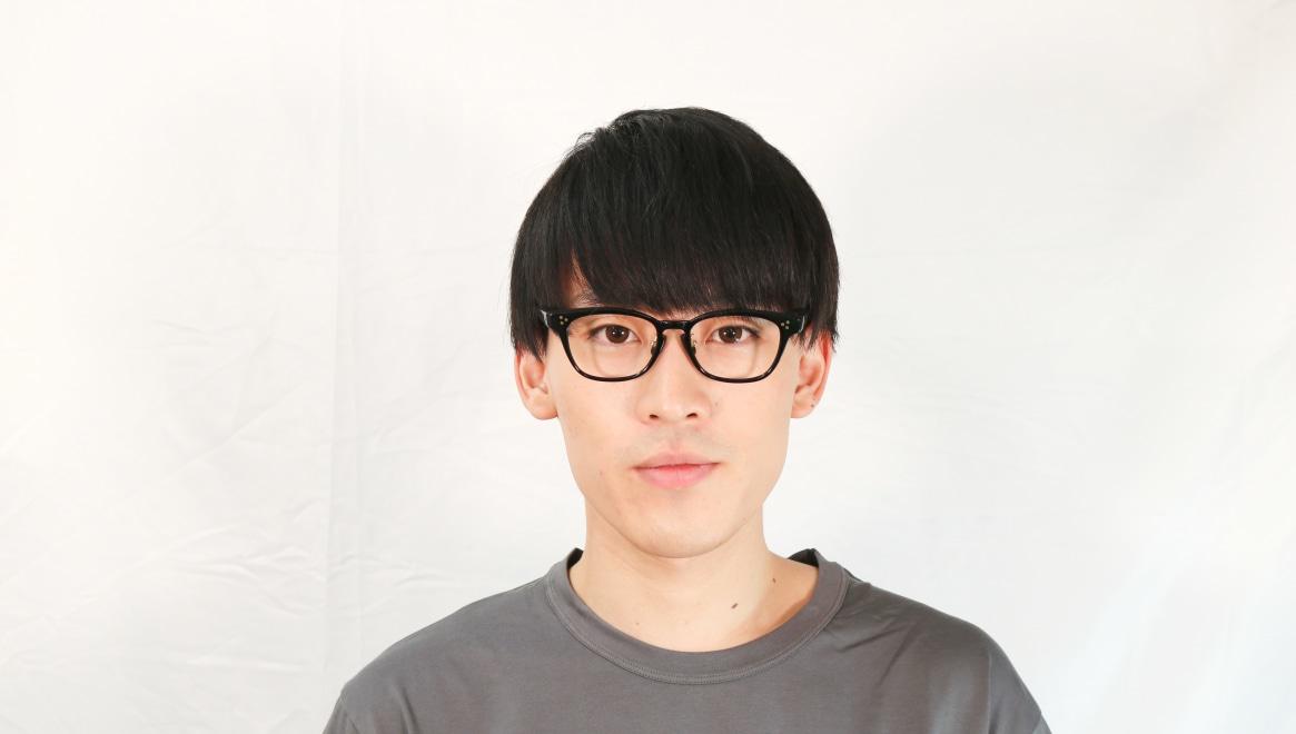 Oh My Glasses TOKYO Andrew omg-132-BK-51 [黒縁/鯖江産/ウェリントン]  5